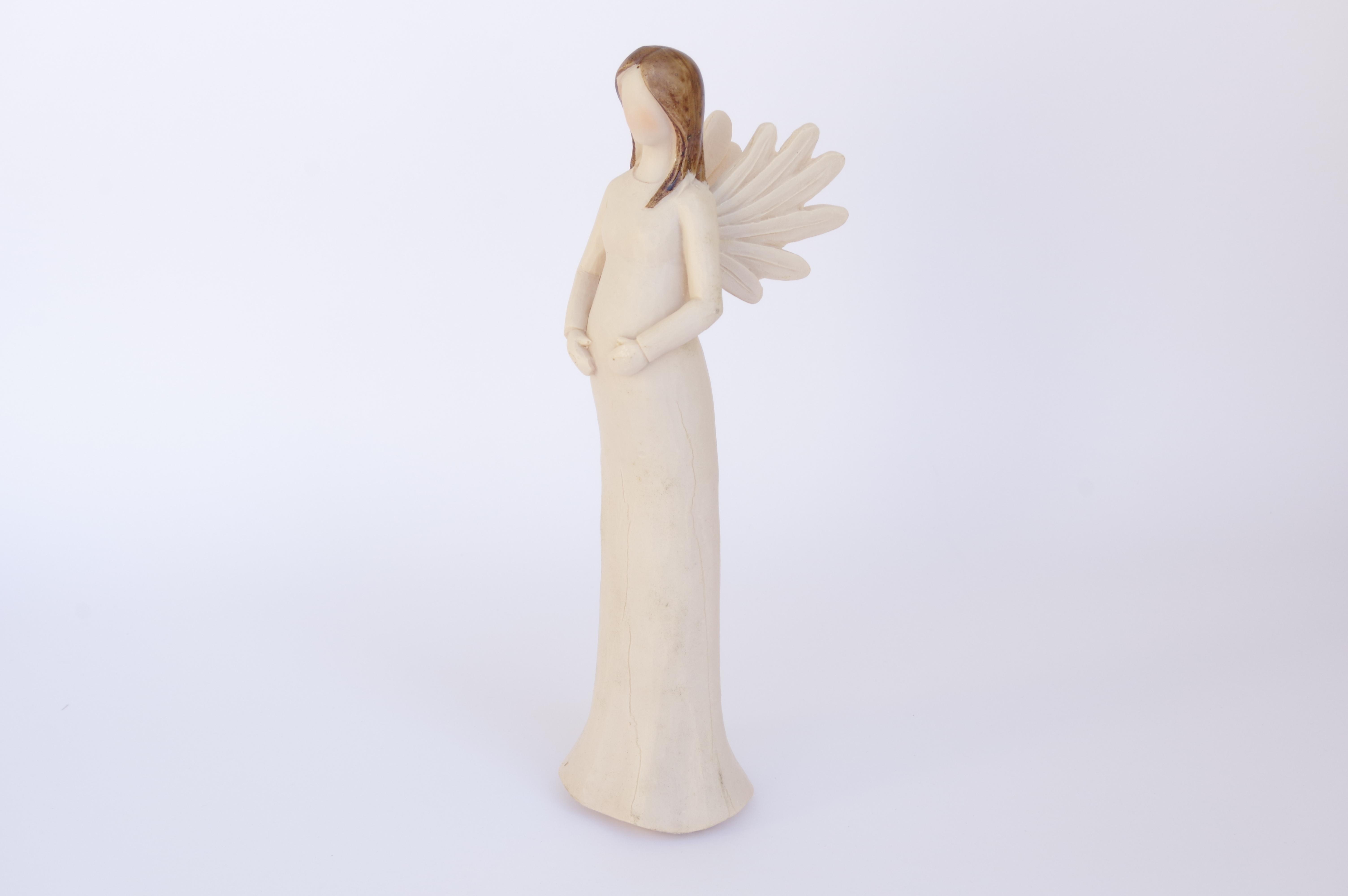 Andělka - těhotná, 25cm