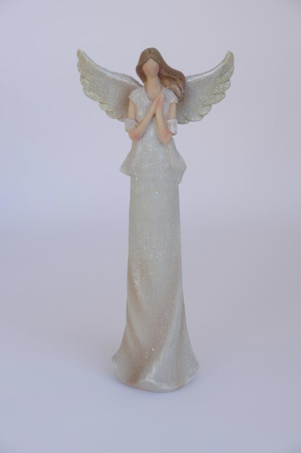 Andělé  modlící se  30 cm